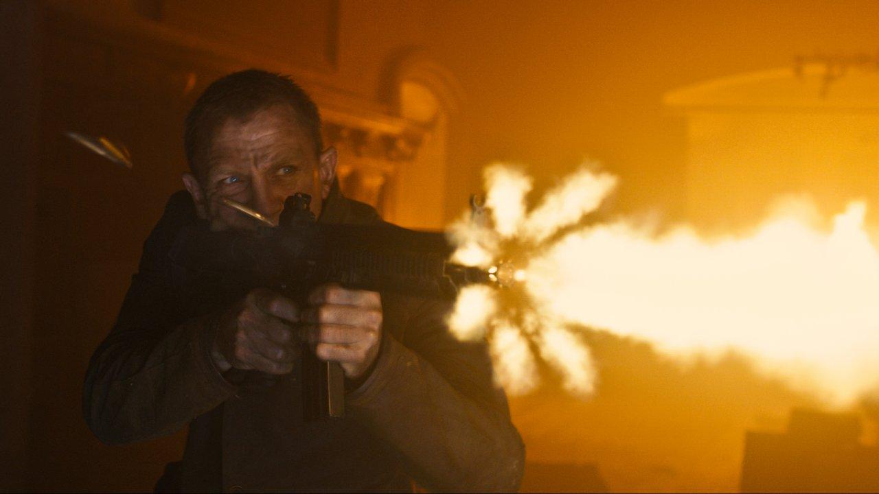 Foto dal film 007 Skyfall