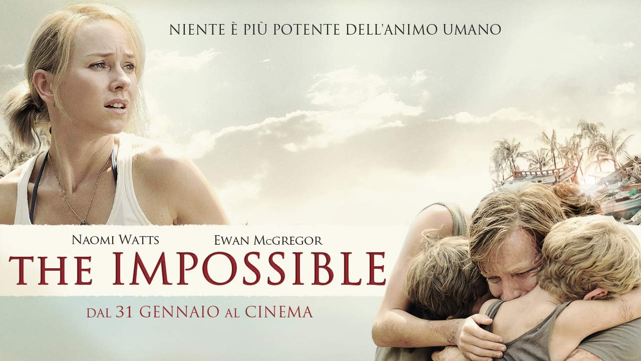 Foto dal film The Impossible