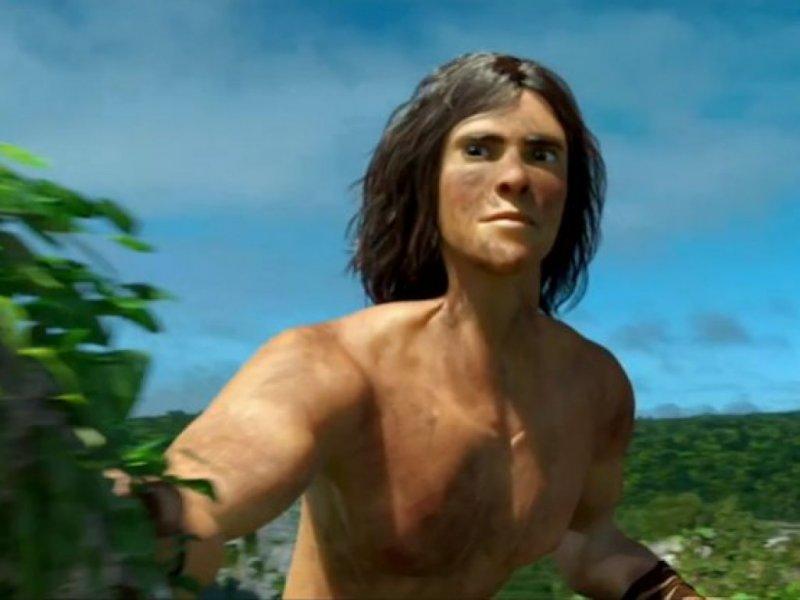 Foto da Tarzan