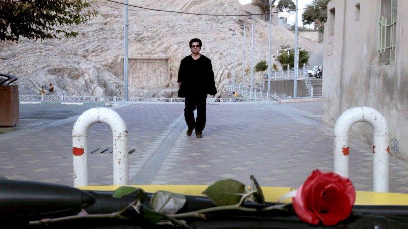 Foto dal film Taxi Teheran