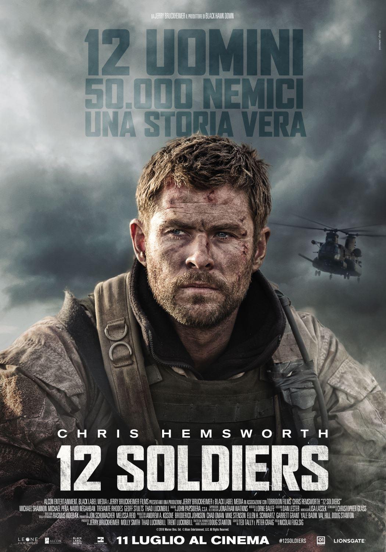 Locandina di 12 Soldiers