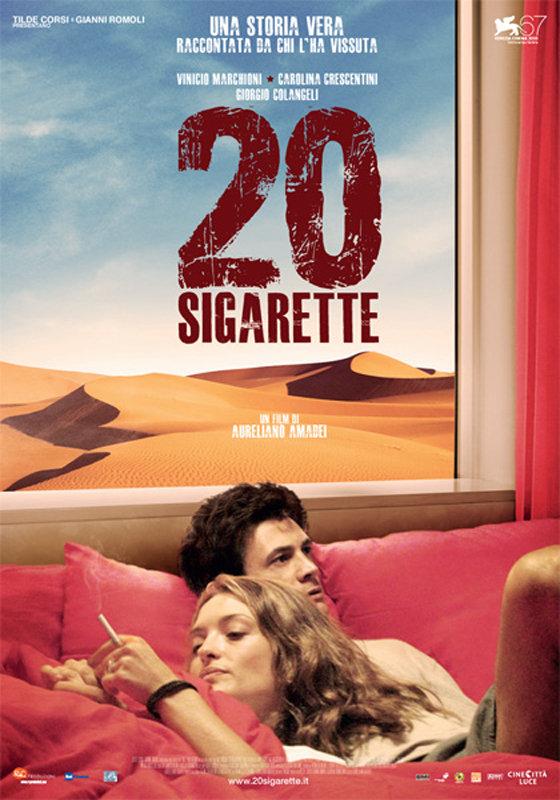 Locandina di: 20 Sigarette