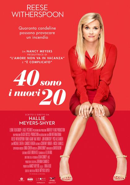 Locandina di 40 sono i nuovi 20