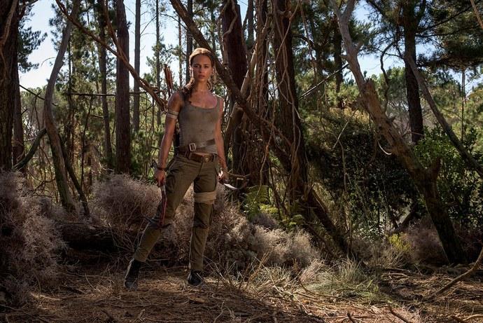 Tomb Raider: Alicia Vikander