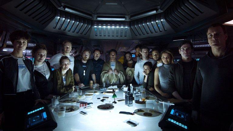Alien: Covenant: Cast