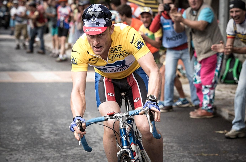 Ben Foster: Lance Armstrong