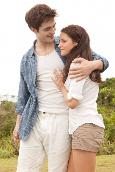 Breaking Dawn: nuove foto dei protagonisti di Twilight