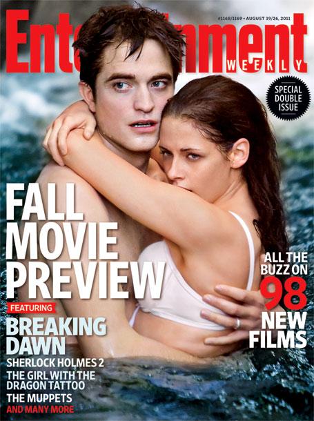 The Twilight Saga: Breaking Dawn - Parte 1: foto da EW