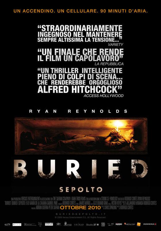 Locandina di: Buried - Sepolto