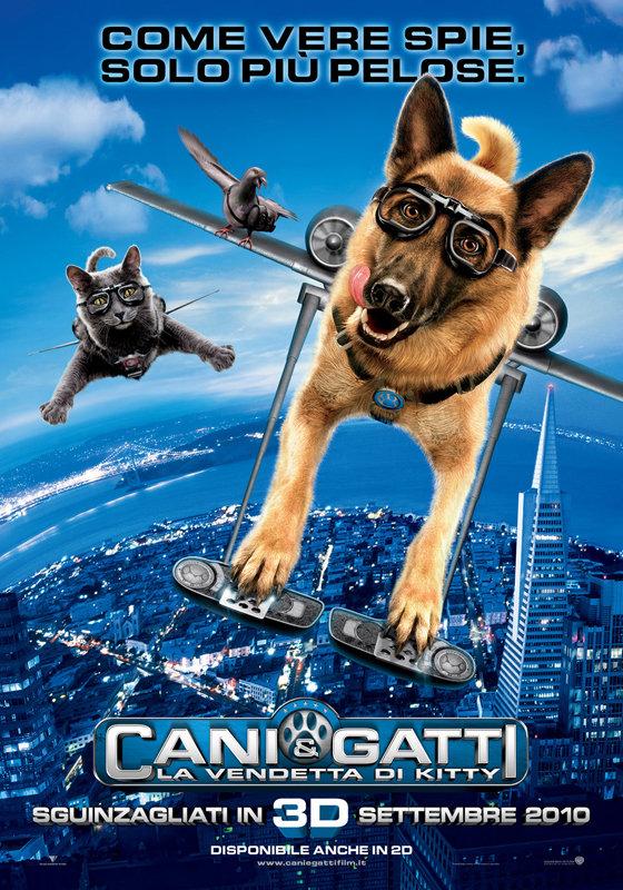Locandina di: Cani & Gatti: La Vendetta di Kitty