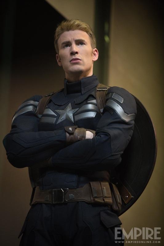Captain America: the Winter Soldier - foto dal film 4