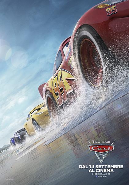Locandina di Cars 3