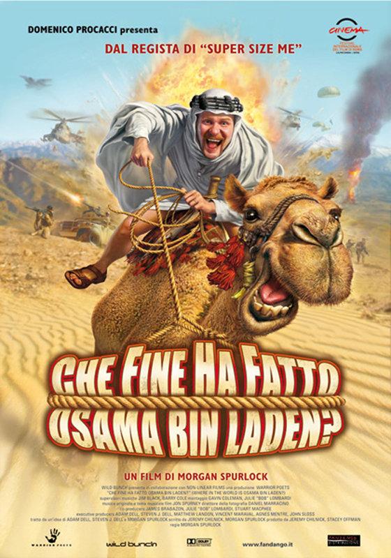Locandina di: Che Fine Ha Fatto Osama Bin Laden?