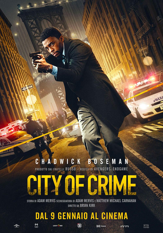 Locandina di City of Crime