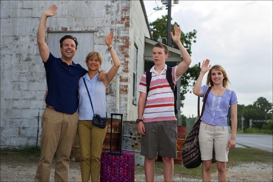 Come Ti Spaccio la Famiglia: foto dal film