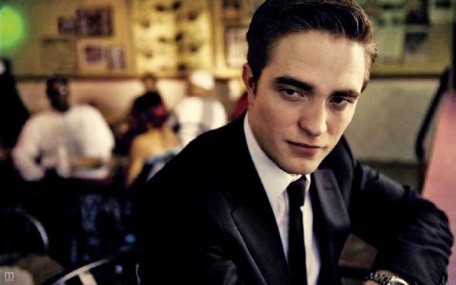 Foto da Cosmopolis: Robert Pattinson