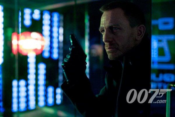007 - Skyfall, Daniel Craig nei panni di James Bond