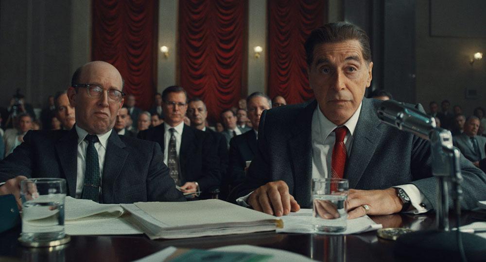 The Irishman: Al Pacino