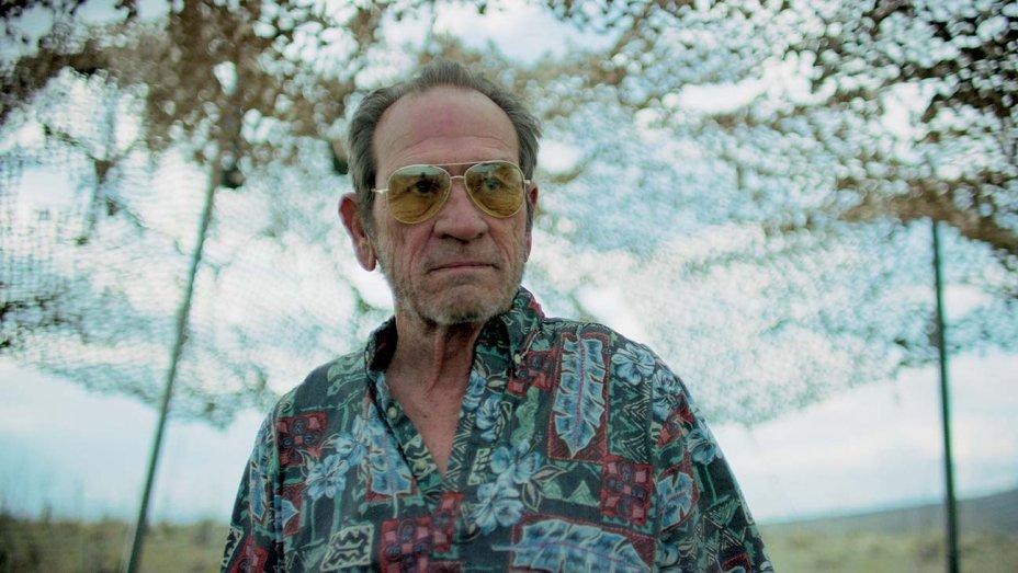 Wander: Tommy Lee Jones