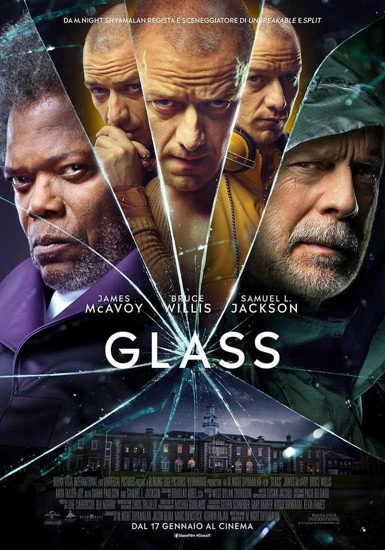 Locandina di Glass