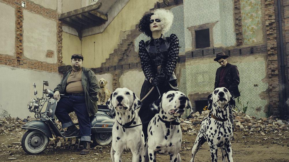 Cruella: Emma Stone