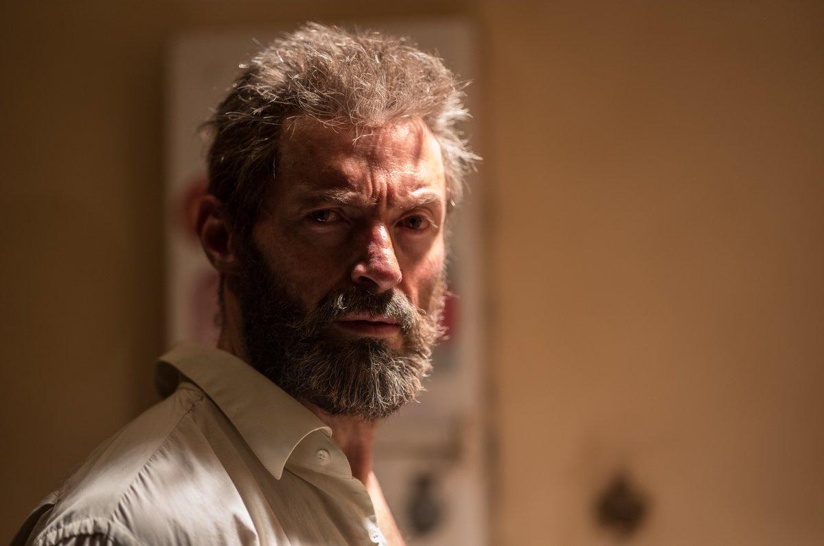 Logan: Hugh Jackman