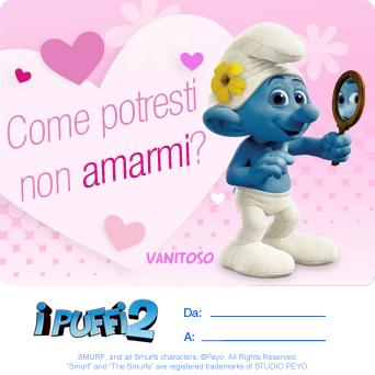 Buon San Valentino con I Puffi 2 - 5