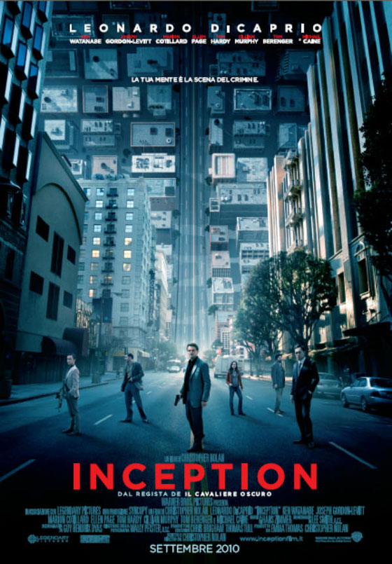 Locandina di: Inception