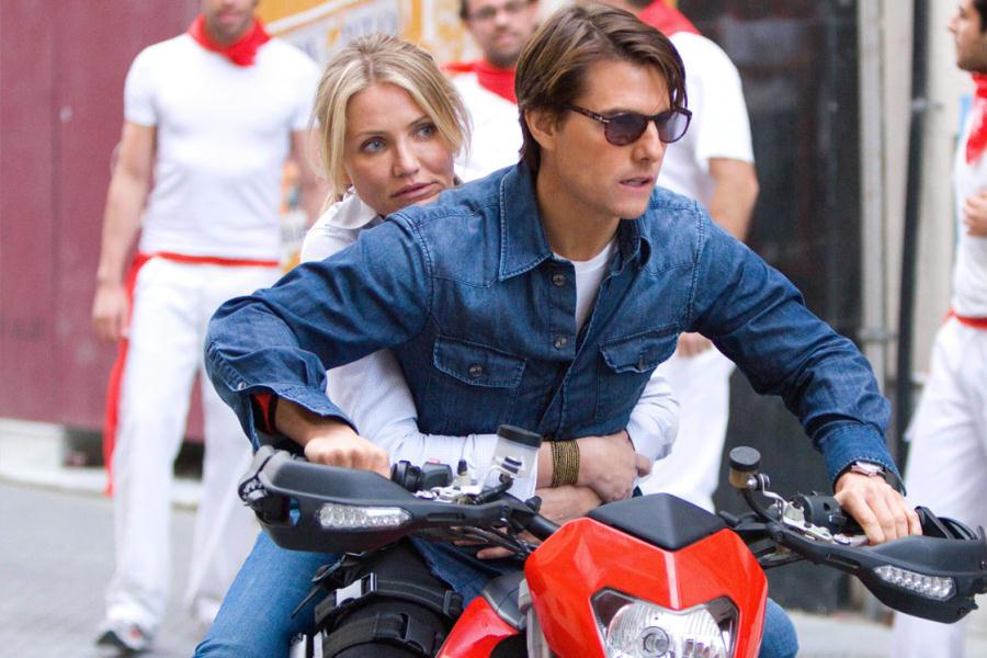 Tom Cruise e Cameron Diaz
