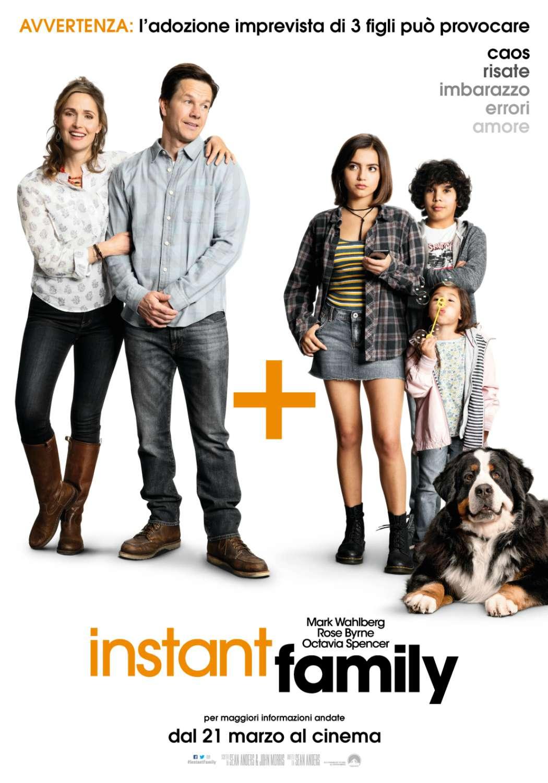Locandina di Instant Family