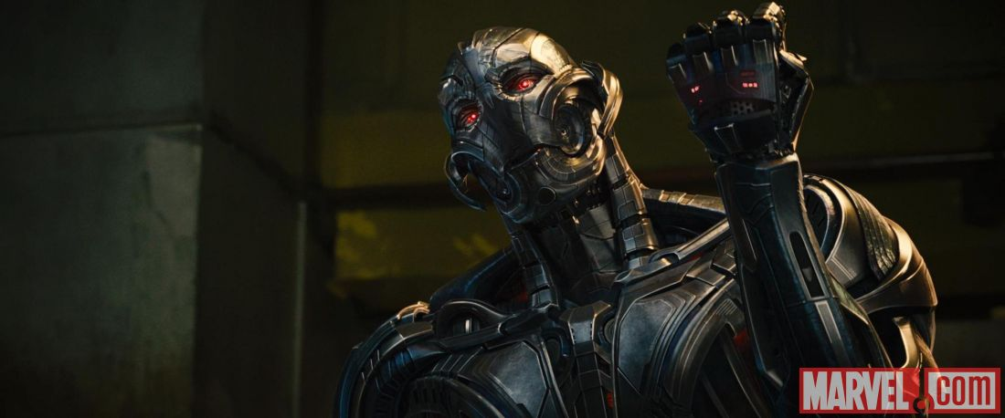 Avengers: Age of Ultron: James Spader