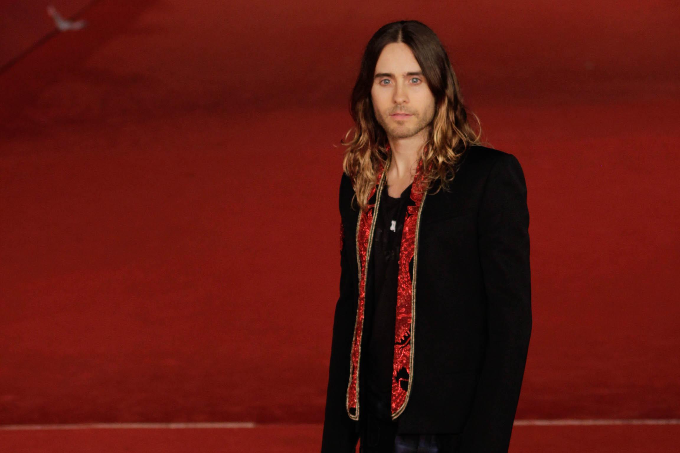 Jared Leto sul Red Carpet
