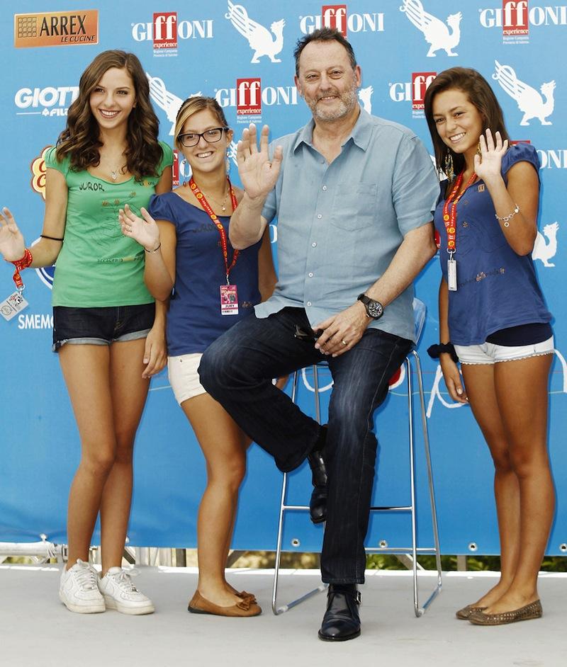 Jean Reno al Giffoni Film Festival - 4