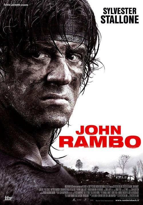 Locandina di: John Rambo