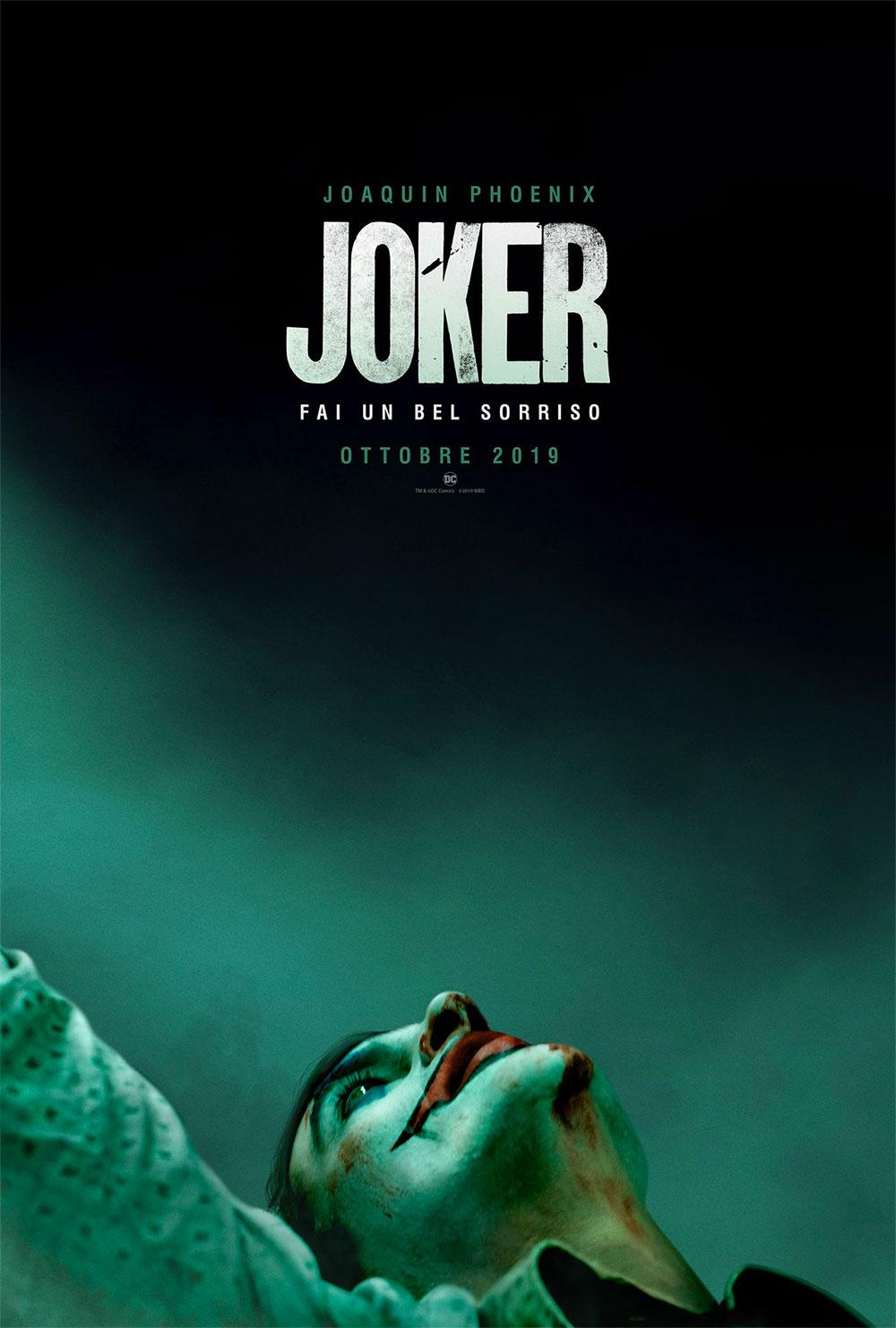Locandina di Joker
