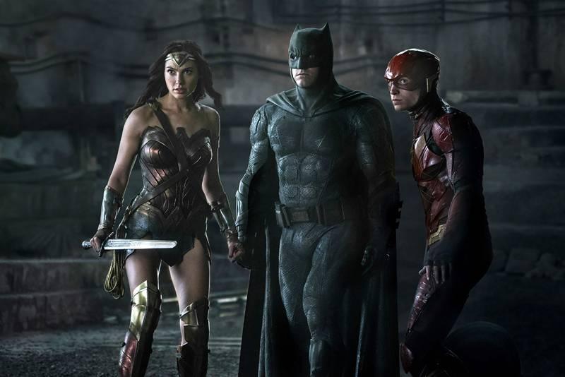 Justice League: Foto