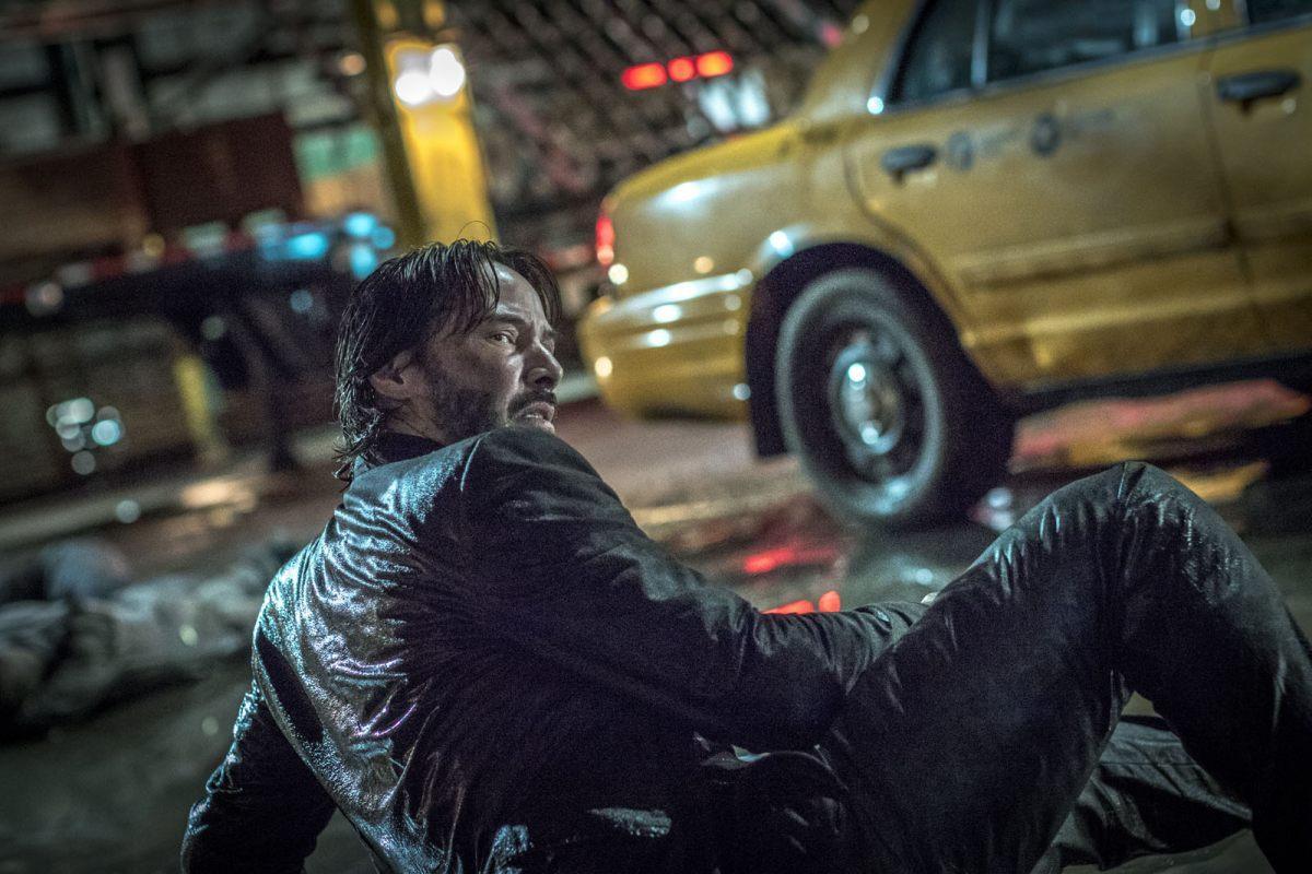 John Wick: Chapter 2: Keanu Reeves