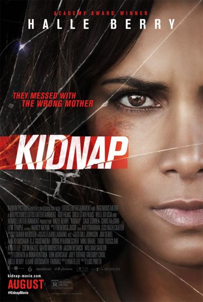 Locandina di Kidnap