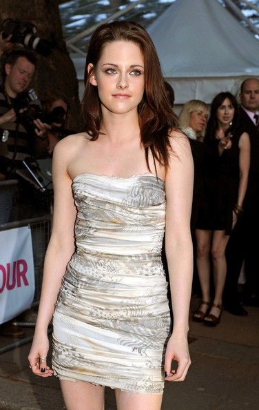 Kristen Stewart ai Glamour Women of the Year Awards