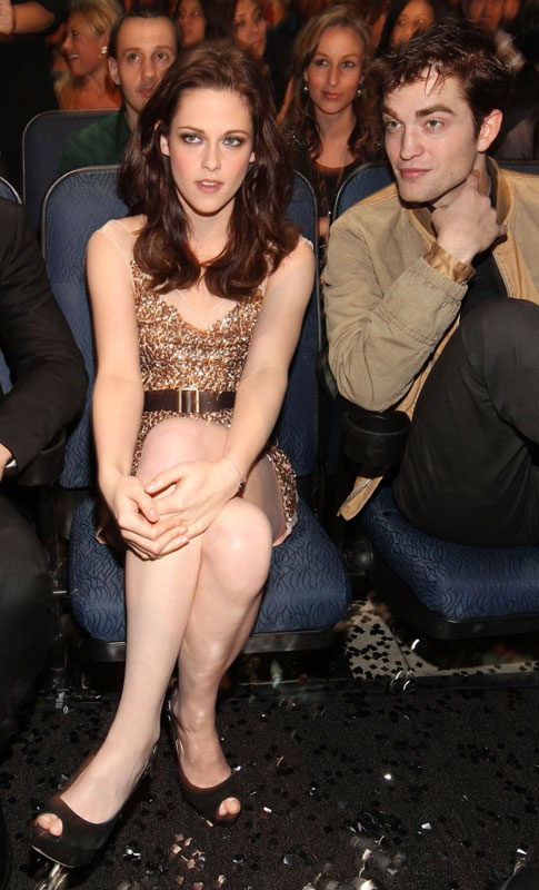 Robert Pattinson, Kristen Stewart ai People's Choice Awards 2011