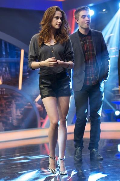 Kristen Stewart e Robert Pattinson a Madrid per il lancio di Breaking Dawn parte 2 - f