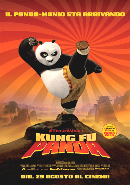 Locandina di: Kung Fu Panda