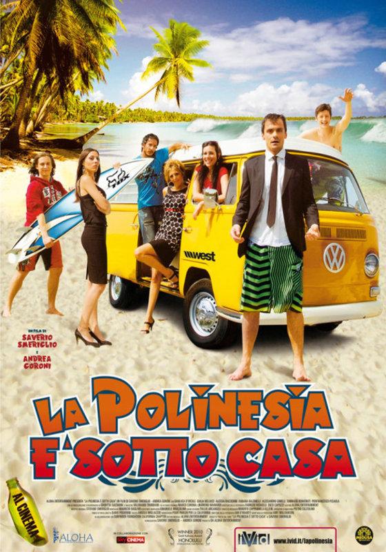 Locandina di: La Polinesia è sotto Casa