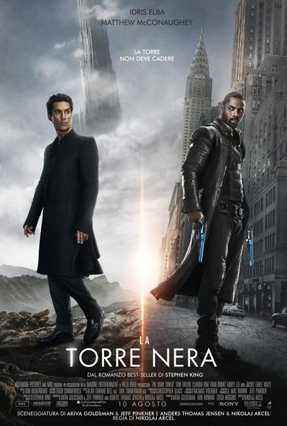 Locandina de La Torre Nera