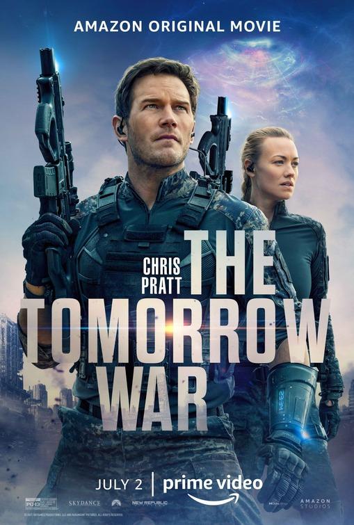 La Guerra di Domani - The Tomorrow War: Poster