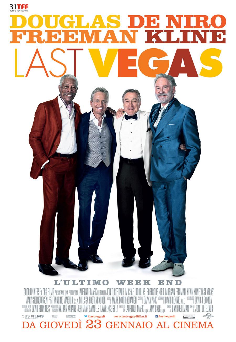 Last Vegas Il Poster E La Prima Clip Italiani Notizie