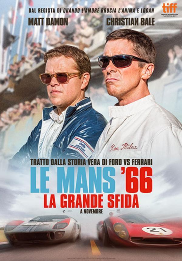 Locandina di Le Mans '66 - La grande sfida