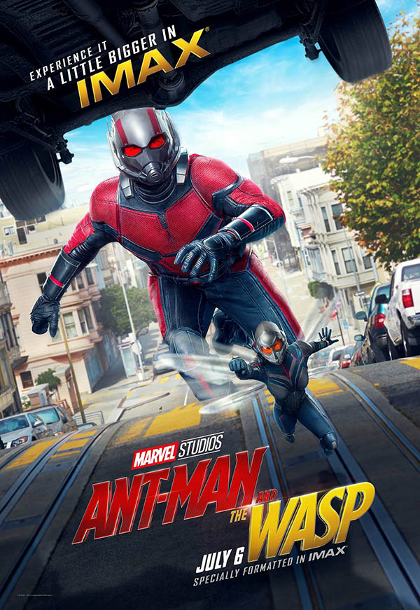 Ant-Man and the Wasp: locandina