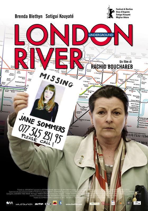 Locandina di: London River