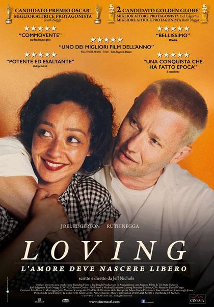 Locandina di Loving